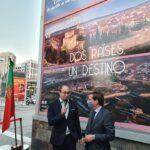 """Ciudad Rodrigo y Almeida divulgan la campaña """"Dos países, un destino"""" en Madrid"""