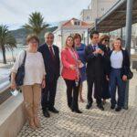 Alicia Villauriz estuvo en Portugal para hablar sobre la pesca