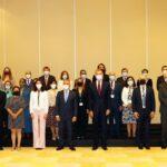 Los ministros de Justicia de los países de lengua española y portuguesa firman la primera declaración panibérica