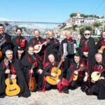 Os «III Encontros Troyanos» reuniron en Compostela a tunas galegas, salmantinas e portuguesas